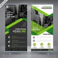 grey-and-green-double-roll-up-design_1281-240 Matbaa Baskı İmalat