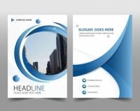 blue-round-modern-annual-report-template_1201-806 Matbaa Baskı İmalat