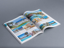 Matbaa Baskı İmalat A4 Katalog 170gr